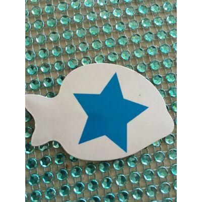 Társasjáték kék csillag