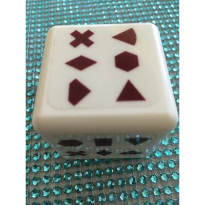 Társasjáték  logikai kocka
