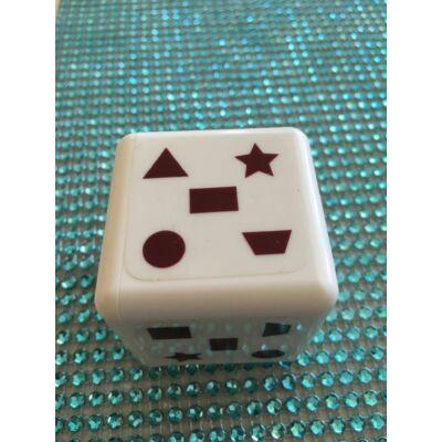Társasjáték okos kocka