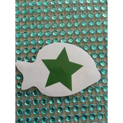 Társasjáték zöld csillag